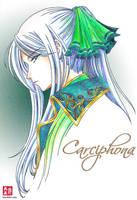 Carciphona: Veloce by kurohiko