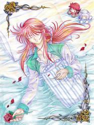 Kurama - Peace of Silence by kurohiko