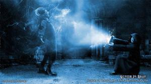 Spiritual Warfare by deathisgain713