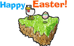 Happy Easter 2013! by HelloImRame