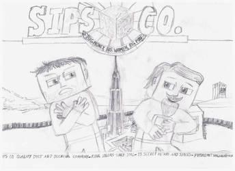 Sipsco sketch by HelloImRame