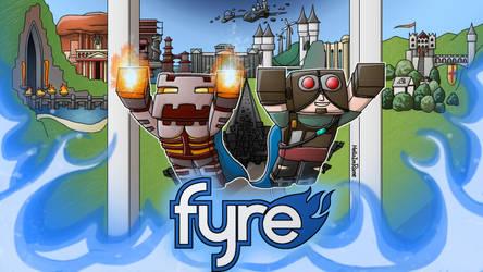 FyreUK by HelloImRame