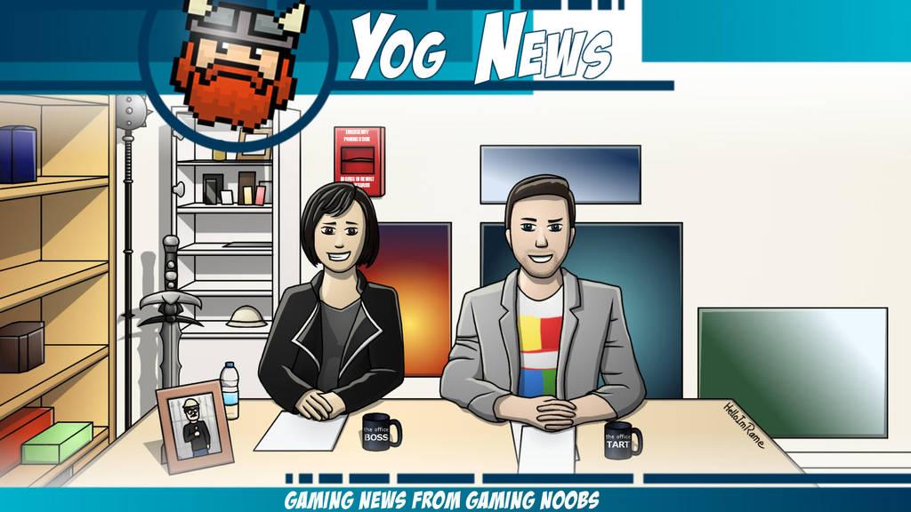 YogNews by HelloImRame
