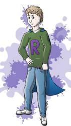 Rame (2014 Minecraft version) by HelloImRame
