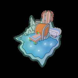 Minecraft coral house design by HelloImRame