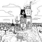 Steampunk retreat by HelloImRame
