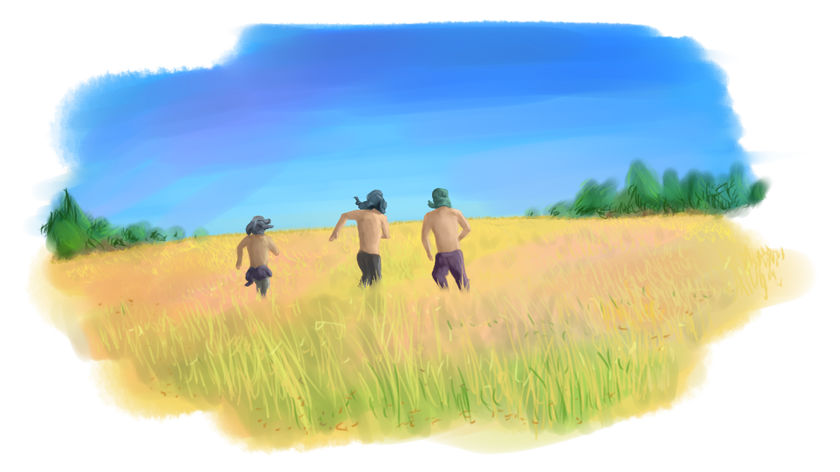 The Kings of Summer fan art by HelloImRame