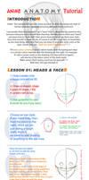 Anime Anatomy Tutorial - Pt 1 by Fullmetal-Illusion