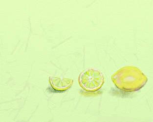 First Lemons by jamysha