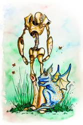 Swampy Dragon by jamysha