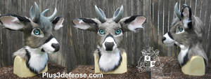 Deer Head by Plus3Defense