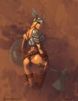 she warrior V2 by licarto