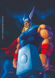 Thor by licarto