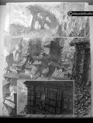 chronopolis page 2 WIP2 by Absurdostudio-Krum