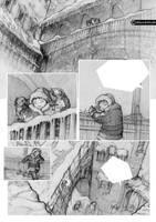 Chronopolis comic WIP by Absurdostudio-Krum