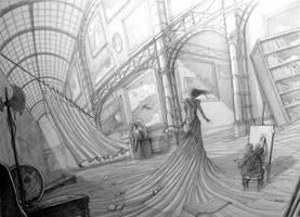 the workshop by Absurdostudio-Krum