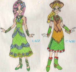 My Little Fashion Designs 2 by CooperGal24