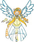 Jacqueline, the Sylph/Ange of Hope by CooperGal24