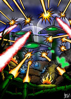 War of the Worlds 1953 by Berty-J-A