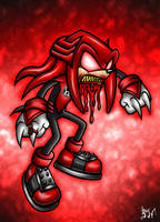 Red Lantern Knuckles by Berty-J-A