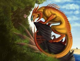 Naynero by Galidor-Dragon