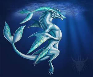 Zora Dragon by Galidor-Dragon