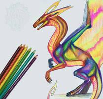 Rainbow High by Galidor-Dragon