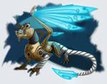 Guardian Dragon by Galidor-Dragon