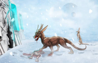 Cold blooded by Galidor-Dragon