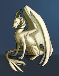 Hikari Dragon by Galidor-Dragon