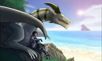 Stronger Together by Galidor-Dragon