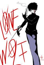 Zero Loves You, Sapphi :3 by BlackHerz