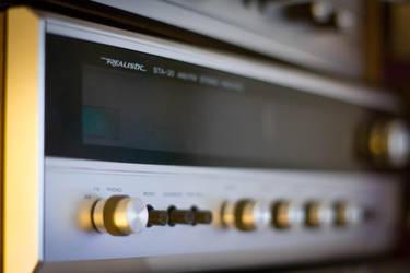 Realistic STA-20 Reciever by lonnietaylor