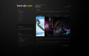 :web: 'Folio by benrulz