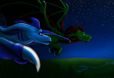 Navigating by Starlight by aacrell