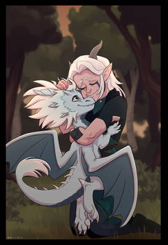 The Dragon Prince by aacrell