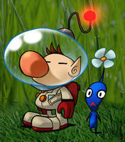 This little Pikmin by AndrewDickman