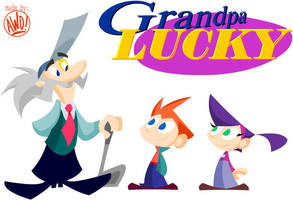 Grandpa Lucky by AndrewDickman
