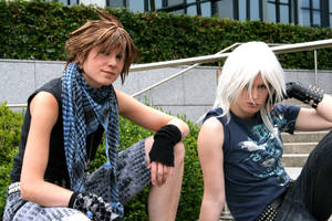 Companions by Evil-Uke-Sora