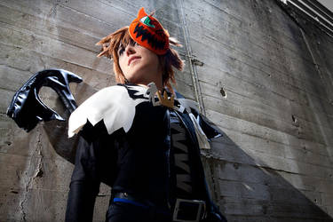 KH 2 - Glaring light by Evil-Uke-Sora