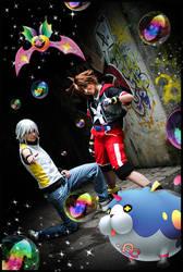 KH - Heroes of my Dreams by Evil-Uke-Sora