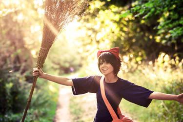 Kiki - Sunbeam by Evil-Uke-Sora