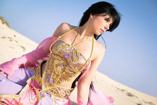 Prince of Persia - Princess Tamina by Evil-Uke-Sora