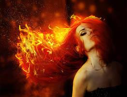 Inner Fire by Brumae-Art