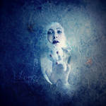 Caught in Winter's Breath by Brumae-Art