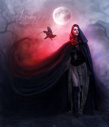 Black magic by Brumae-Art