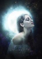 Moon bride by Brumae-Art