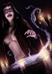 L'Oracle by khatovar