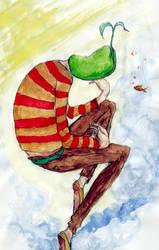 Bean Head Revisited by captainAurelie