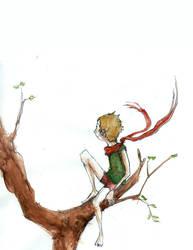 tree kid by captainAurelie